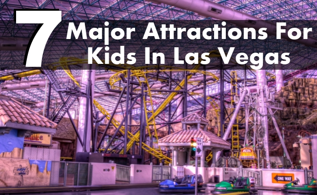 Las Vegas Kids Attractions
