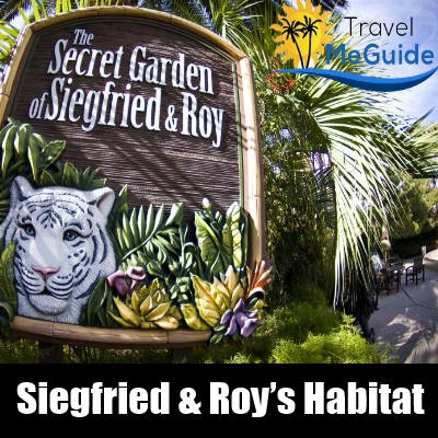Visit Siegfried And Roy's Habitat